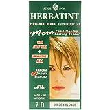Herbatint 7D Golden Blonde Permanent Herbal Hair Colour Gel 135ml