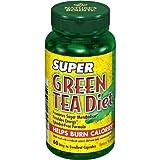 Nature's Bounty Super Green Tea Diet - 60 Capsules