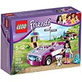 Lego Friends - 41013 - Jeu de Construction - Le Coupé Cabriolet d'emma