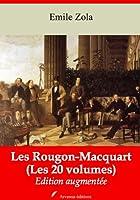 Les Rougon-Macquart (Les 20 volumes) + Annexes (Nouvelle �dition augment�e) Arvensa Editions