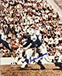 Eddie LeBaron Autographed Dallas Cowboys 8x10 Photo