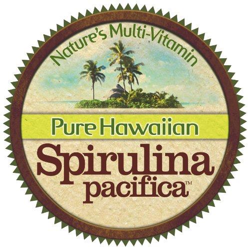 Nutrex Hawaii Hawaiian Spirulina Pacifica Powder, 5-pound Bag
