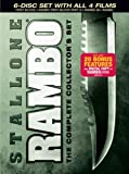 Rambo - The Complete Collectors Set (First Blood - Ultimate Edition / Rambo - First Blood Part II - Ultimate Edition / Rambo III - Ultimate Edition / John Rambo - Special Edition)