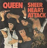 Sheer Heart Attack LP (Vinyl Album) UK EMI 1974