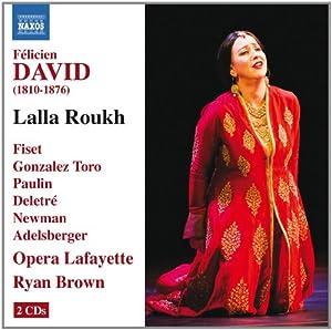 David : Lalla Roukh
