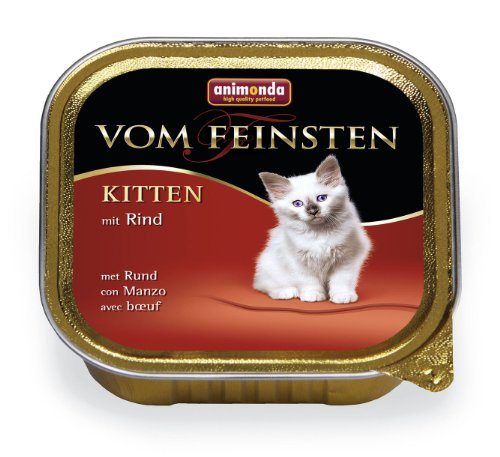 """Animonda Vom Feinsten Kitten """"mit"""