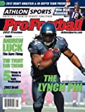 Marshawn Lynch unsigned Seattle Seahawks 2012 Athlon Sports NFL Pro Football Magazine Preview at Amazon.com