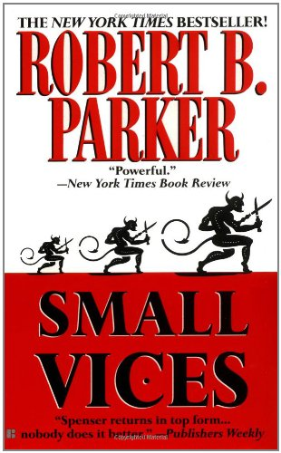 Small Vices (Spenser) front-852849