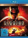DVD Cover 'Riddick - Chroniken eines Kriegers (Director's Cut) [Blu-ray]