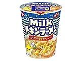 日清食品 MILKチキンラーメン ビッグカップ 100g×12個