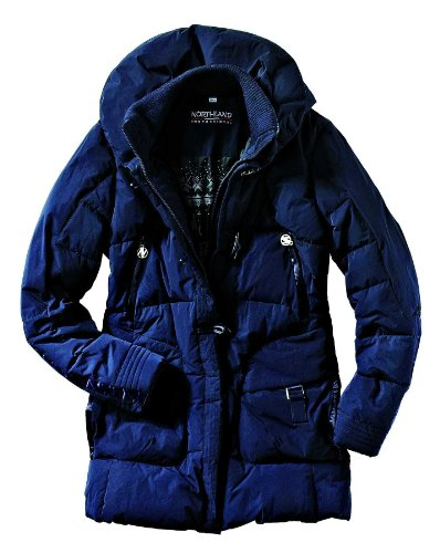 Northland Professional Damen Parka Myra, dark blue, L, 02-05215