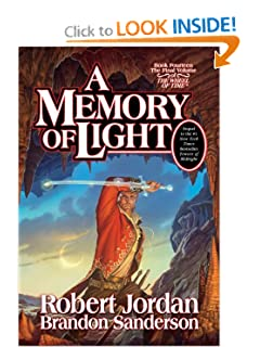 A Memory of Light  - Robert Jordan,Brandon Sanderson
