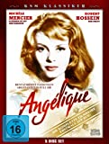 Ang�lique - Die komplette Filmreihe (5 DVDs im Digi-Pack)