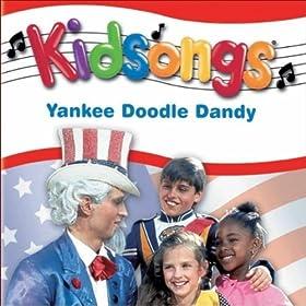 yankee doodle boy kidsongs from the album kidsongs yankee doodle dandy