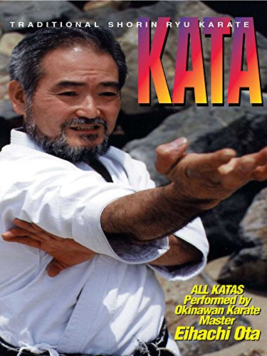 Shorin Ryu Kata Eihachi Ota