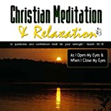 img - for Christian Meditation & Relaxation: As I Close My Eyes to Sleep book / textbook / text book