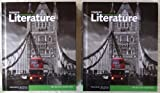 Pearson Common Core Literature The British Tradition Teachers Edition Volumes One (1) & Two (2)
