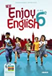 New Enjoy English 6e - manuel + DVD rom