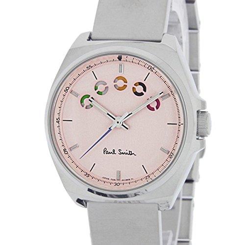 ポールスミス Paul Smith FIVE EYES MINI 腕時計 レディース BM5-119-91 ピンク×シルバー メタルベルト[並行輸入品]