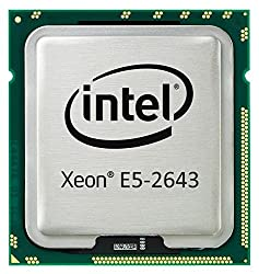 Dell 317-9636 - Intel Xeon E5-2643 3.3 GHz 10MB Cache 4-Core Processor