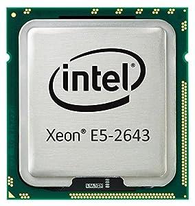 HP 662072-L21 - Intel Xeon E5-2643 3.3GHz 10MB Cache 4-Core Processor