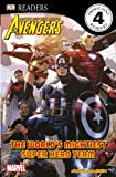 DK Readers L4: The Avengers: The World's Mightiest Super Hero Team