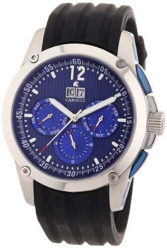 Carucci Analogue Automatic CA2178BL Gents Watch