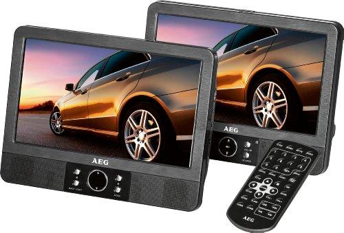 AEG-DVD-4552-LCD-Tragbarer-DVD-Player-2286-cm-9-Zoll-Display-DVDRW-SD-Kartenslot-schwarz