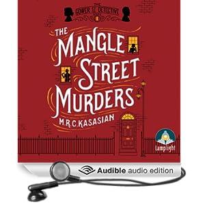 The Mangle Street Murders (Unabridged)