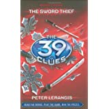 The 39 Clues Book Three: The Sword Thief: Library Editionby Peter Lerangis