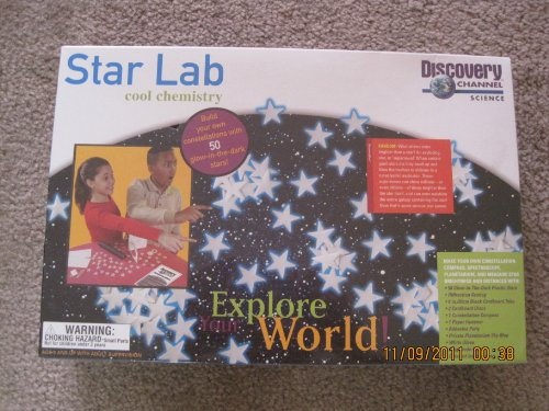Star Lab Cool Chemistry