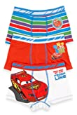 3 Pack Cotton Rich Disney Cars Trunks [T71-4032-S]