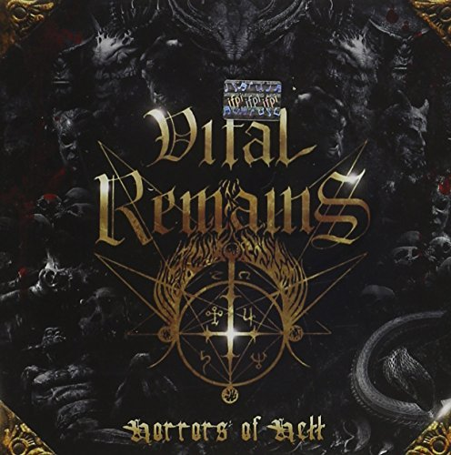 Horrors of Hell by Vital Remains (2013-03-26)