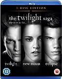 The Twilight Saga Triple Pack [Blu-ray]