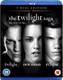 Image de Twilight Triple Pack [Blu-ray] [Import anglais]