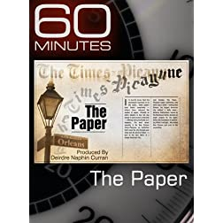 60 Minutes - The Paper