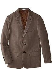 Calvin Klein Big Boys' Luster Cord Jacket