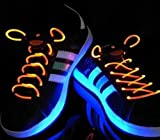 Halloween Party Unique Eye-catching Fashionable / Waterproof / Washable / DurableLED Flashing Shoelaces for Adults, Teenagers, or Children
