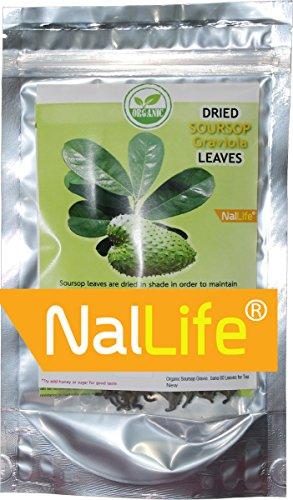 Nallife Soursop Graviola Leaves For Tea Pack Of 80 Leaves