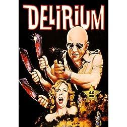 Delirium (Psycho Puppet) [VHS Retro Style] 1979