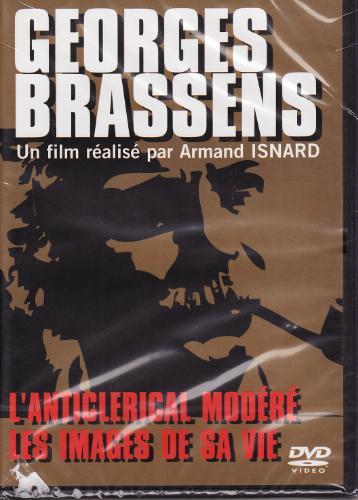 Georges Brassens - Les Images de sa vie affiche