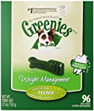 GREENIES® Weight Management Treat for Dogs, 27 ounce Teenie® (96ct)