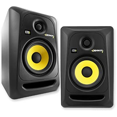 KRK RP8G3-NA Rokit 8 Generation 3 Powered Studio Monitor - Pair from KRK