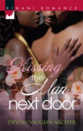 Image of Kissing The Man Next Door (Kimani Romance)