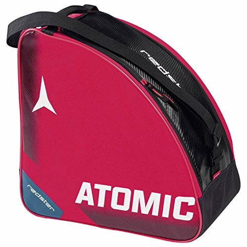 Scarponi da sci ATOMIC Redster custodia 1 Pair Boot Bag, Red, 0,58 x 0,40 x 0,32 cm, 34 litri, AL5024610