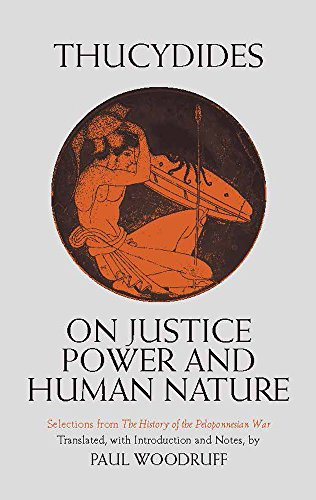 On Justice, Power, and Human Nature: Selections from The...