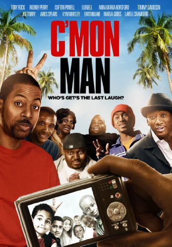 Cover art for  C'Mon Man