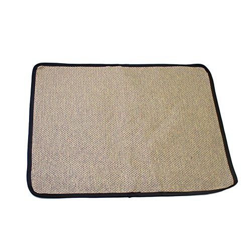Durable Multiuse Seat Summer Dog Cat Pet Cooling Pad Mat Cool Sleeping Bamboo Bed S M L