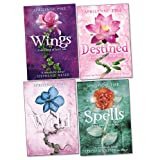 Aprilynne Pike Laurel Pack, 4 books, RRP £27.96 (Destined; Spells; Wild; Wings).