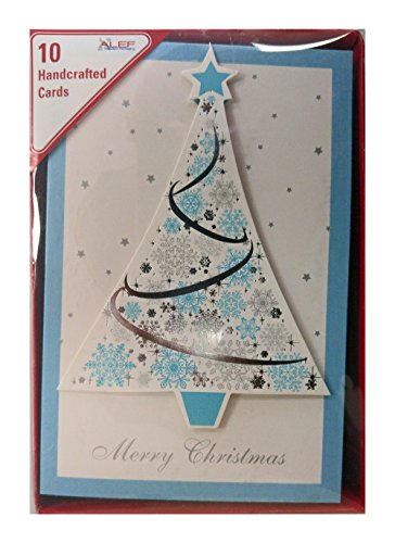 10-Handcrafted-Christmas-Holiday-Cards